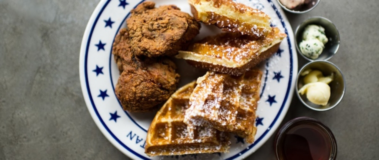 Office Pick-Me-Up with Southern Comfort Food Catering from SWEET CHICK NYC